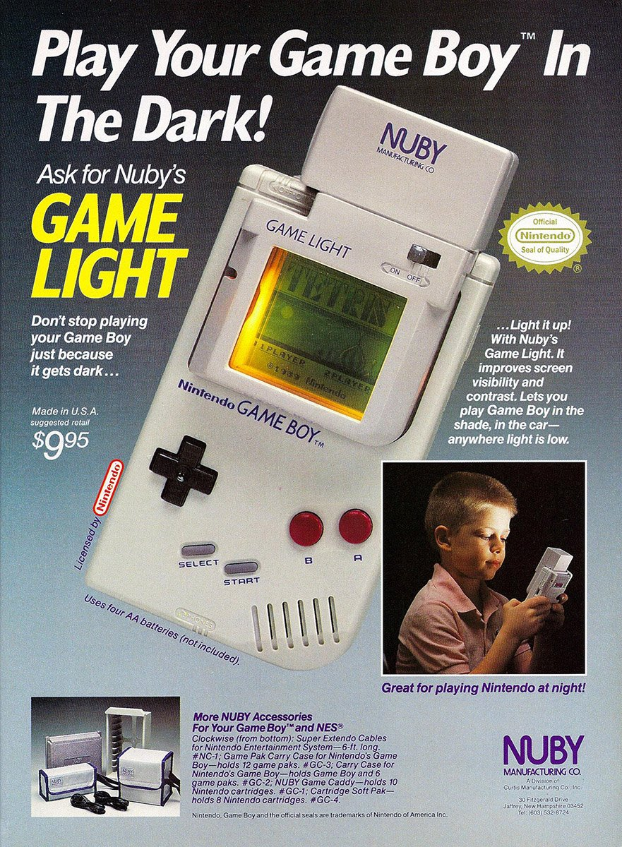 Game Light (1990)