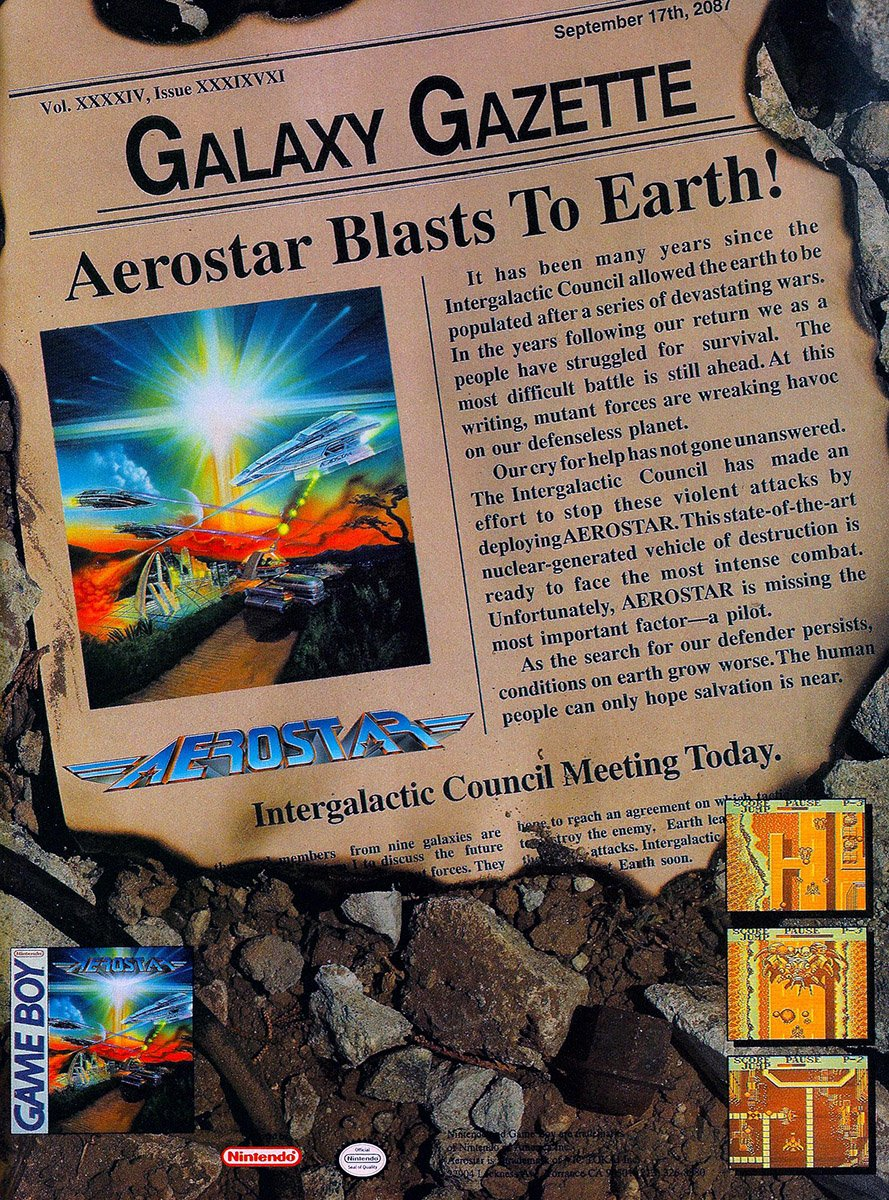 Aerostar (1991)
