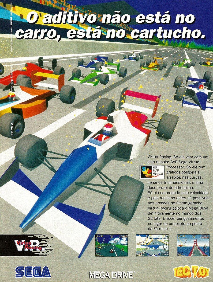 Virtua Racing (Brazil) (1994)