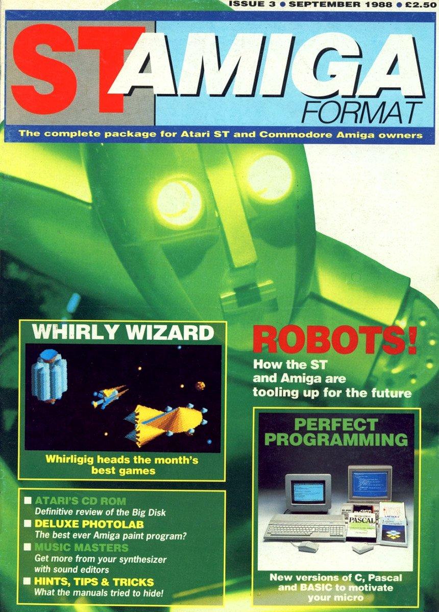 ST-Amiga Format Issue 03 Sept 1988