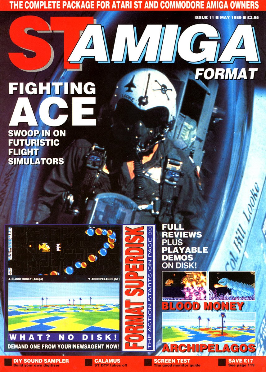 ST-Amiga Format Issue 11 May 1989