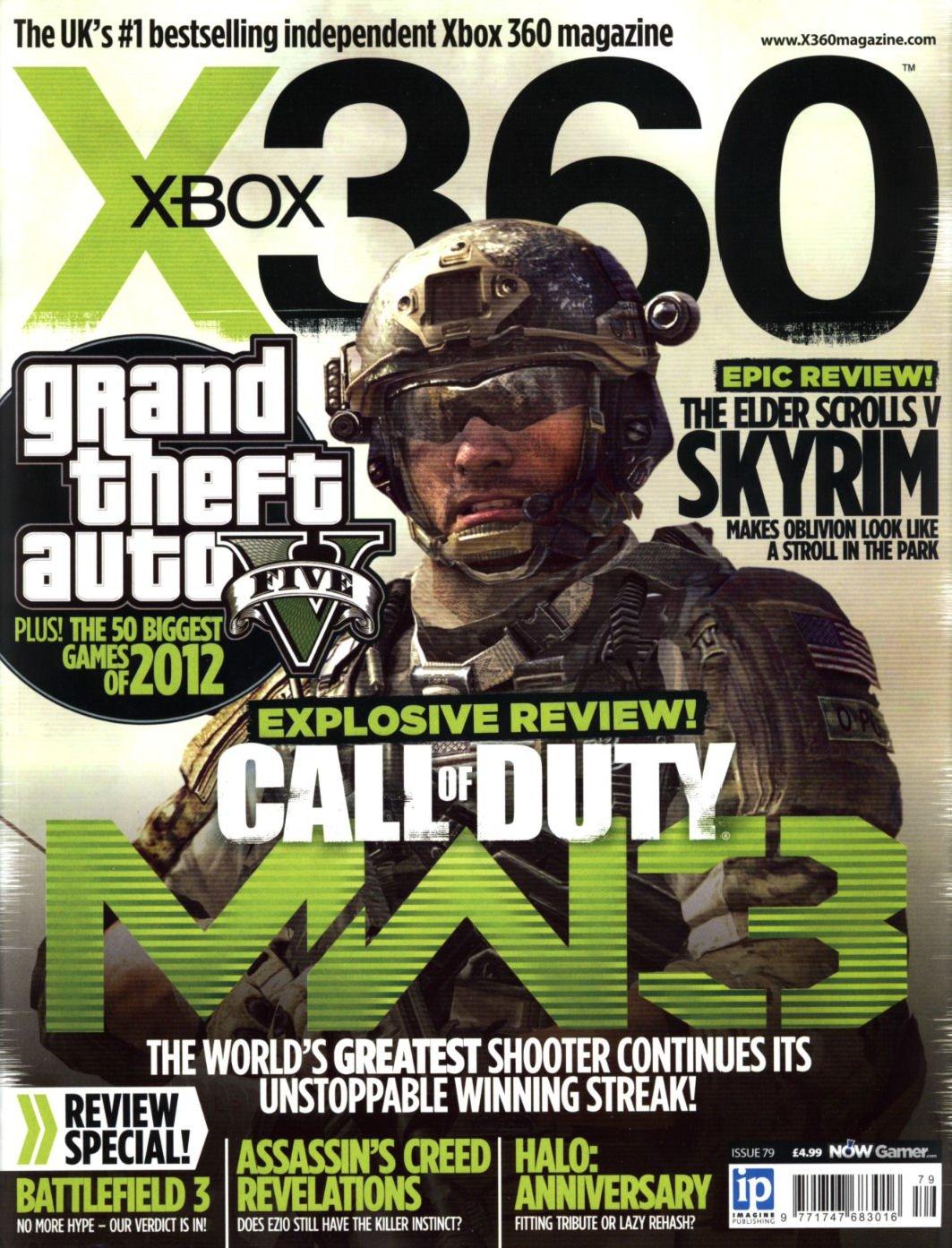 X360 Issue 079 (December 2011)