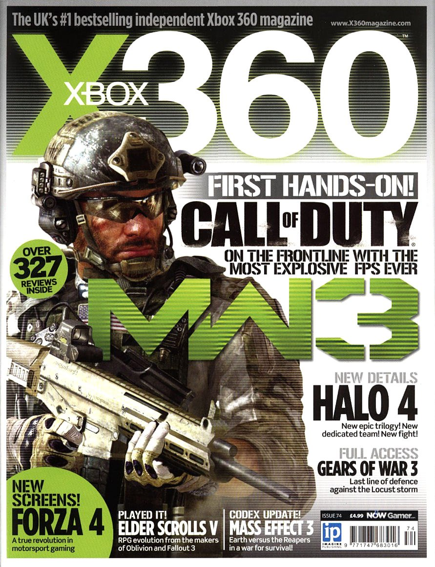 X360 Issue 074 (July 2011)