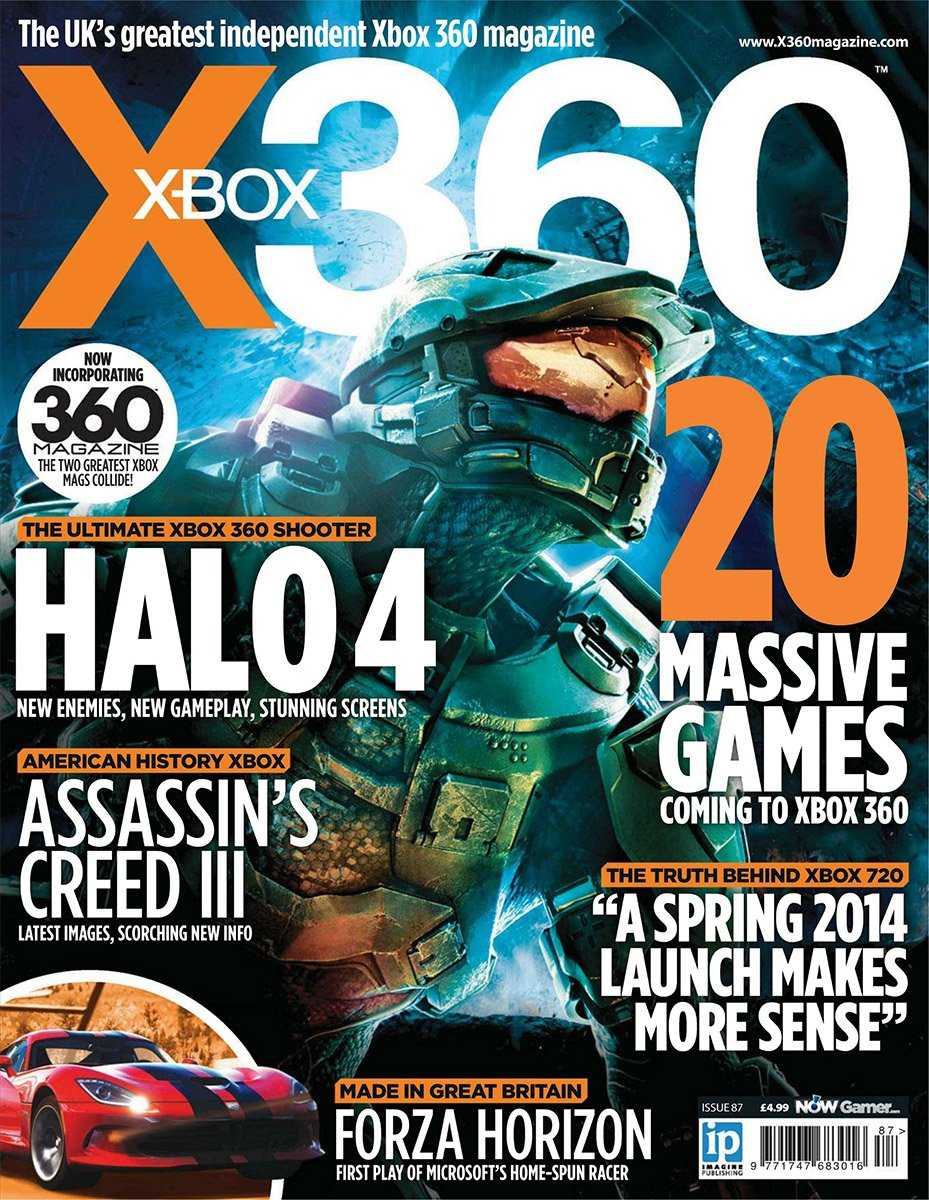 X360 Issue 087 (July 2012)