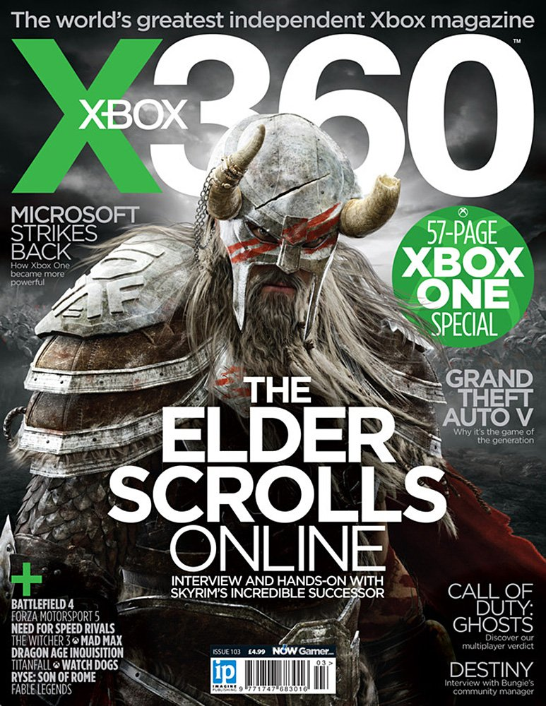 X360 Issue 103 (October 2013)