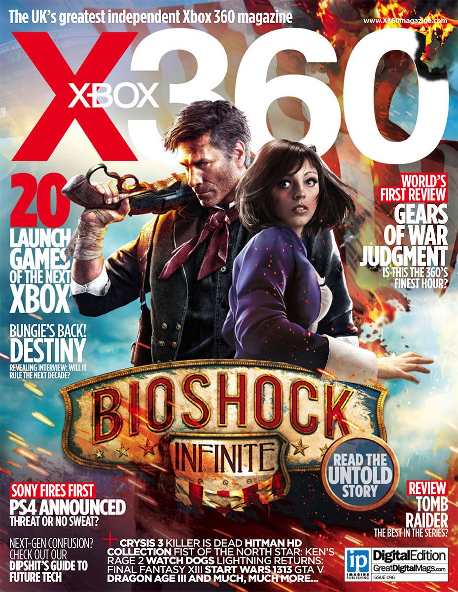 X360 Issue 096 (March 2013)