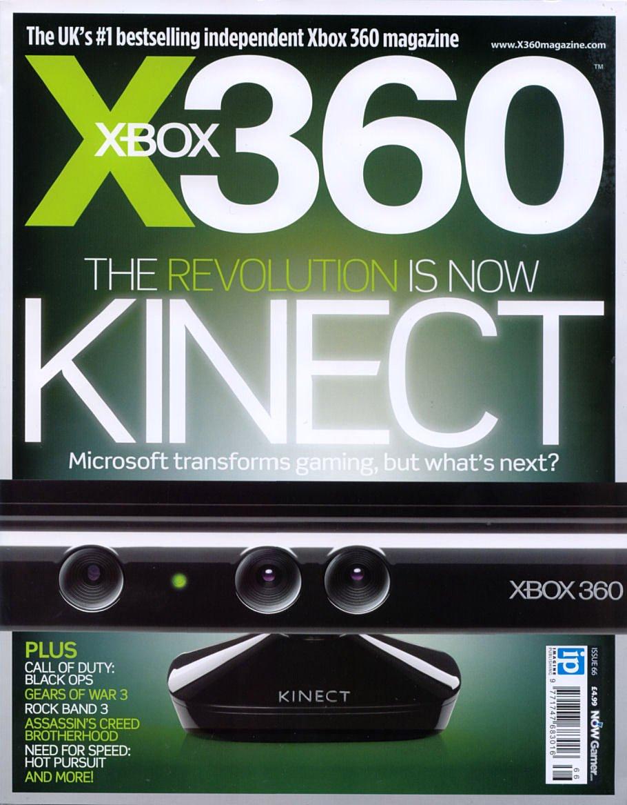 X360 Issue 066 (December 2010)