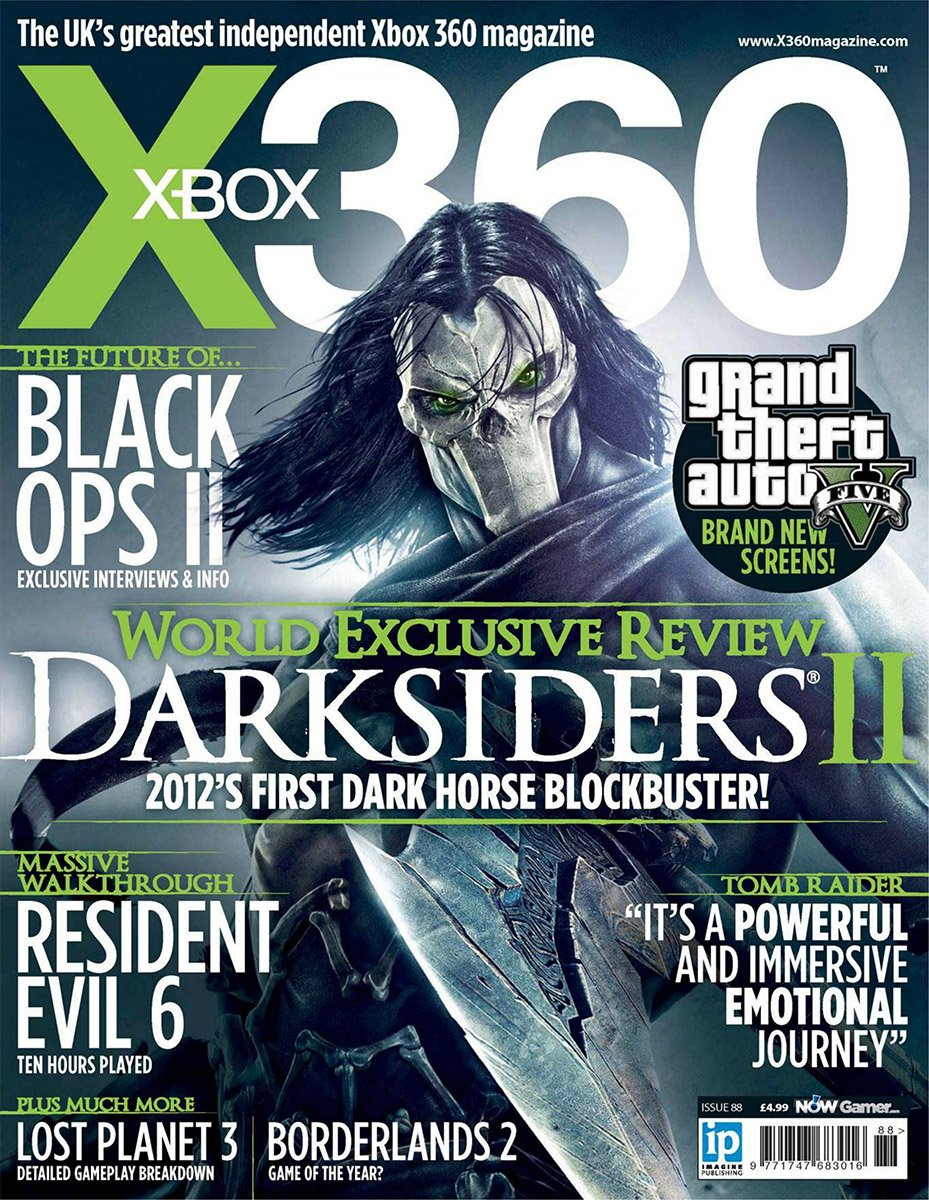 X360 Issue 088 (August 2012)