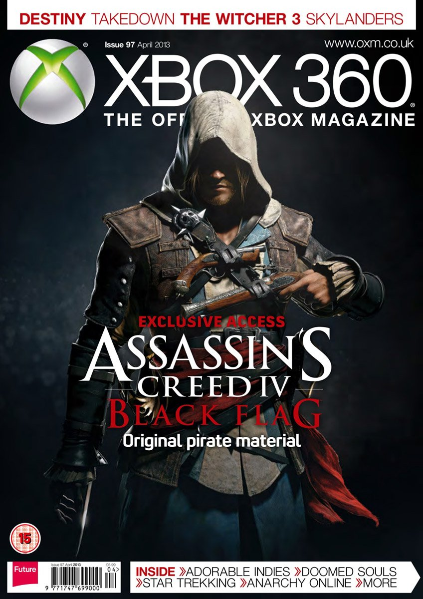 XBOX 360 The Official Magazine Issue 097 April 2013