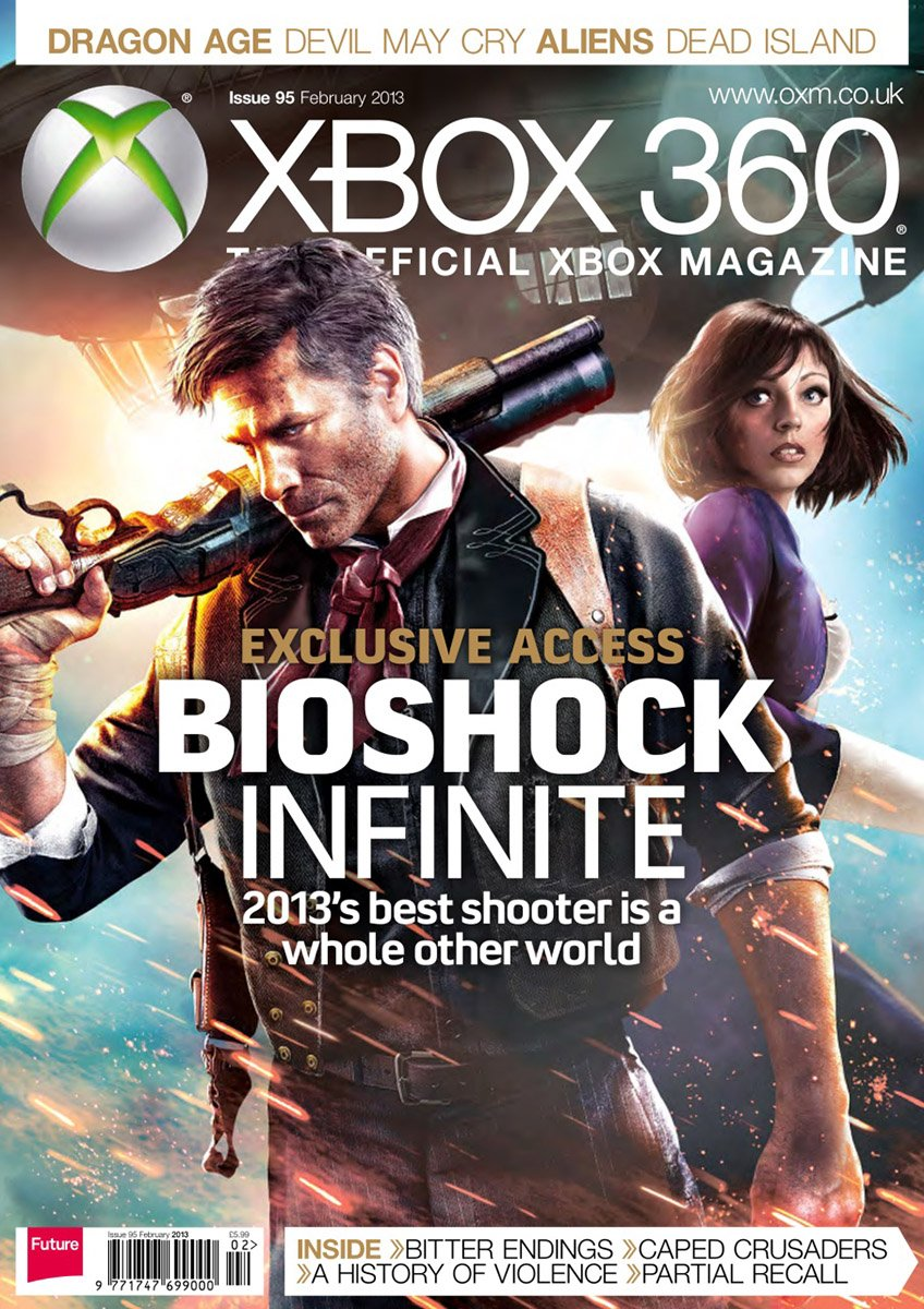 XBOX 360 The Official Magazine Issue 095 February 2013