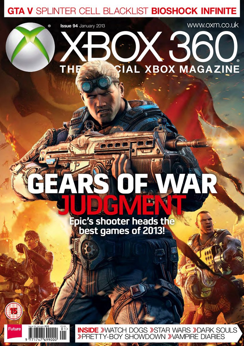 XBOX 360 The Official Magazine Issue 094 January 2013