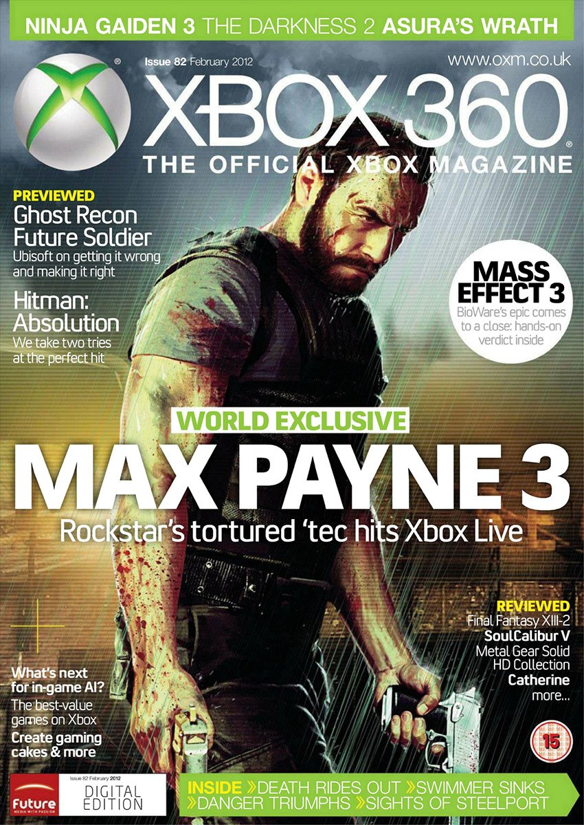 XBOX 360 The Official Magazine Issue 082 February 2012