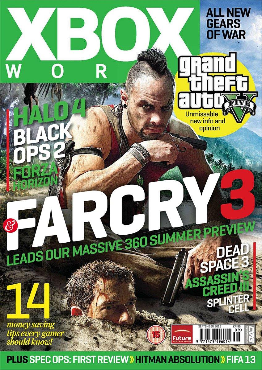 XBox World Issue 120 (September 2012)