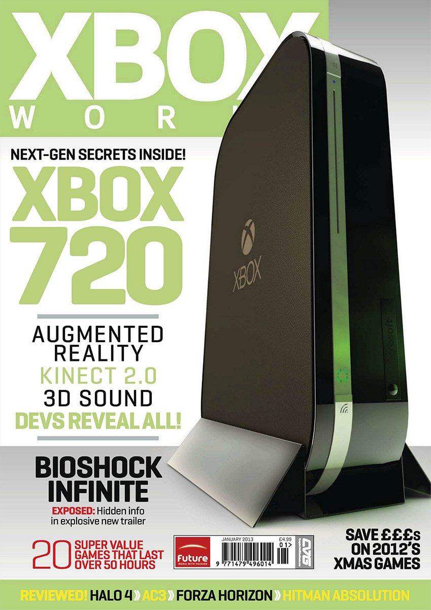XBox World Issue 125 (January 2013)