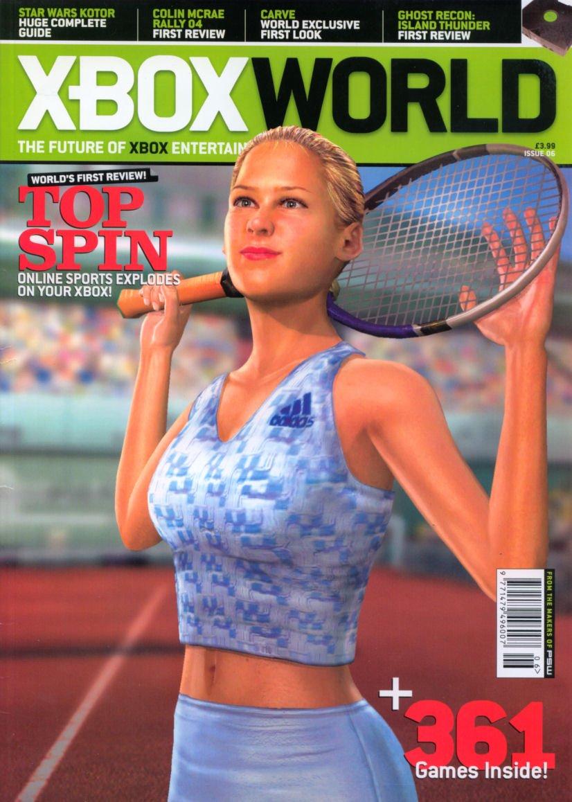 XBox World Issue 006 (September 2003)