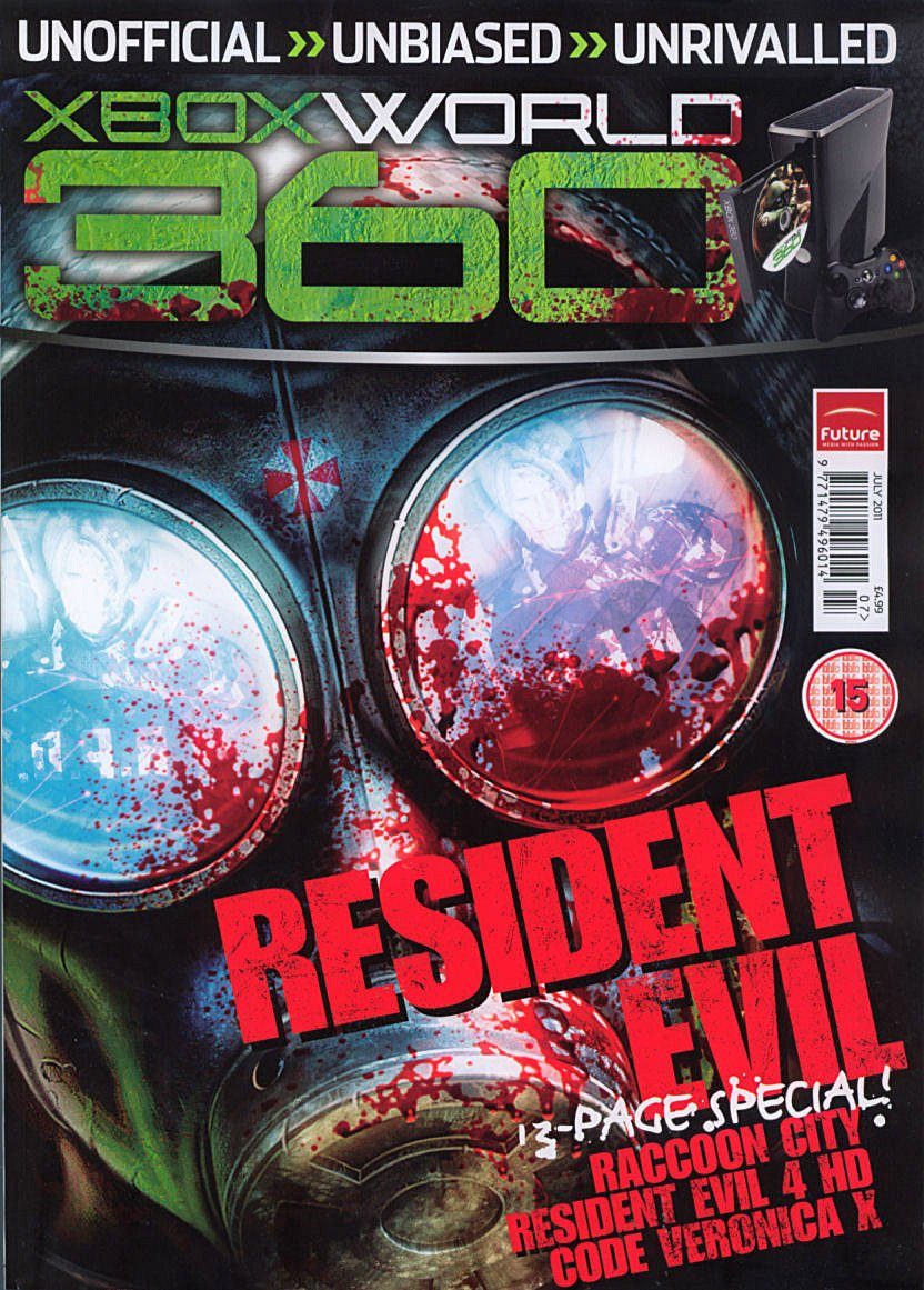 XBox World Issue 105 (July 2011)