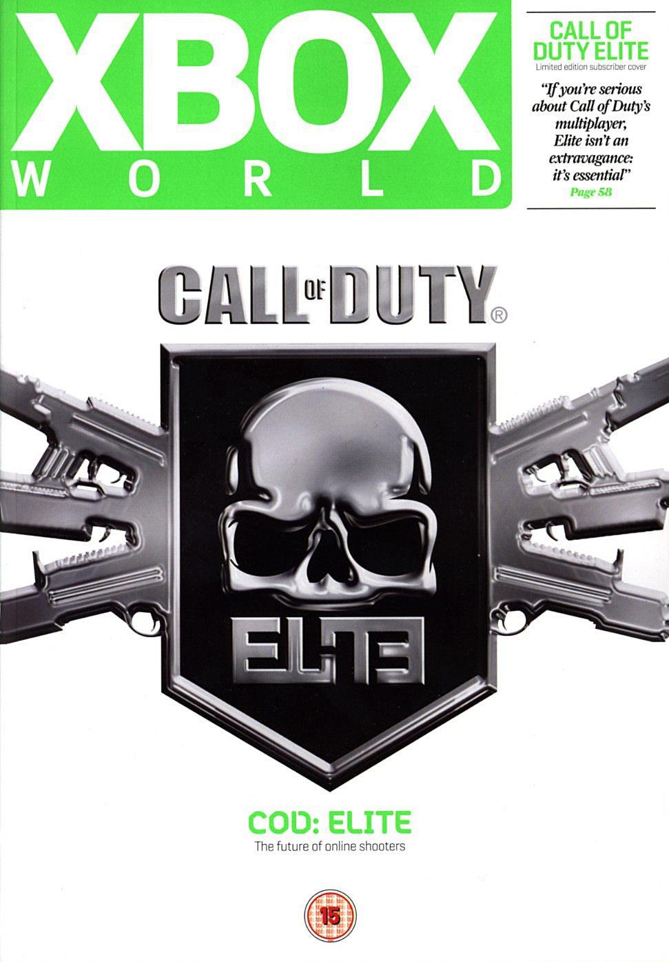 XBox World Issue 112 (January 2012)
