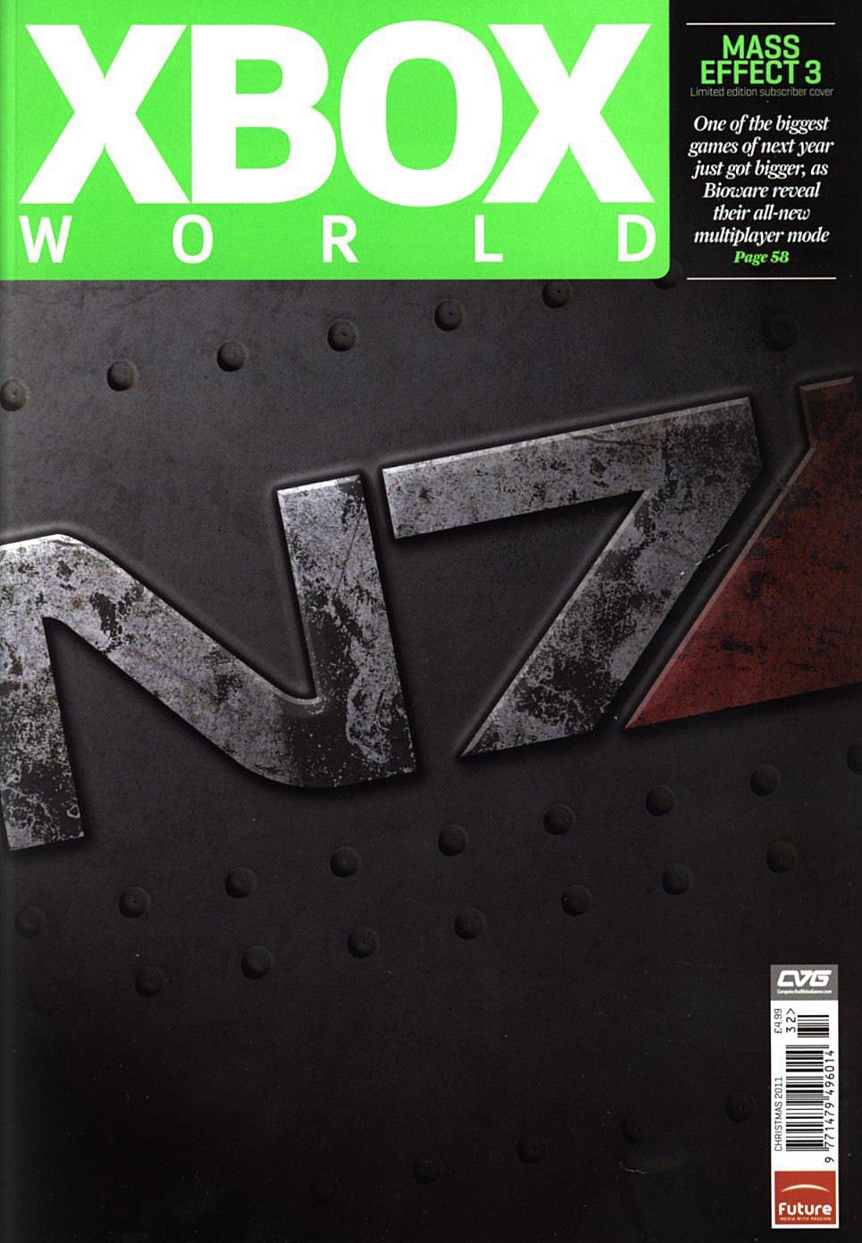 XBox World Issue 111 (Christmas 2011)
