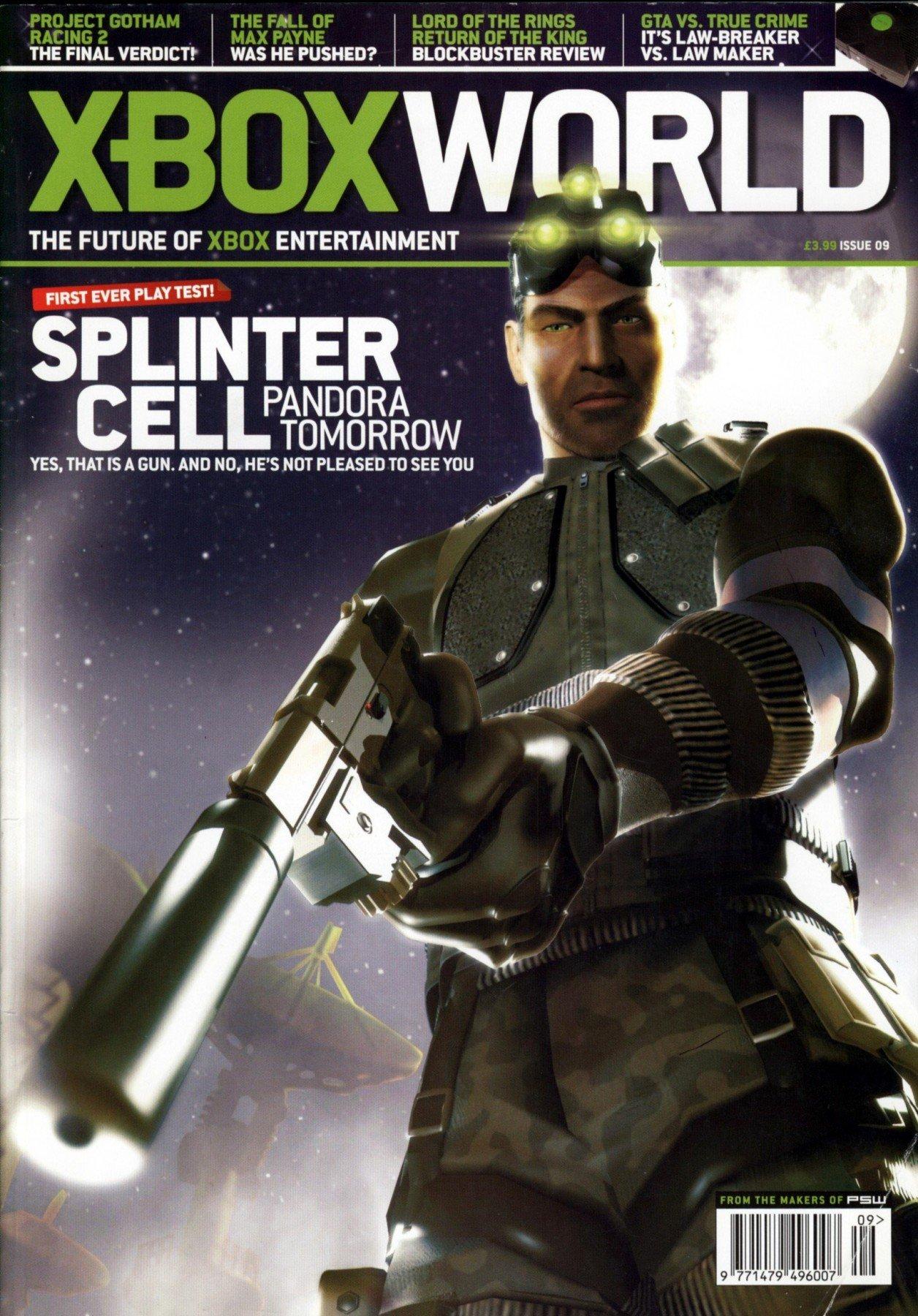 XBox World Issue 009 (December 2003)