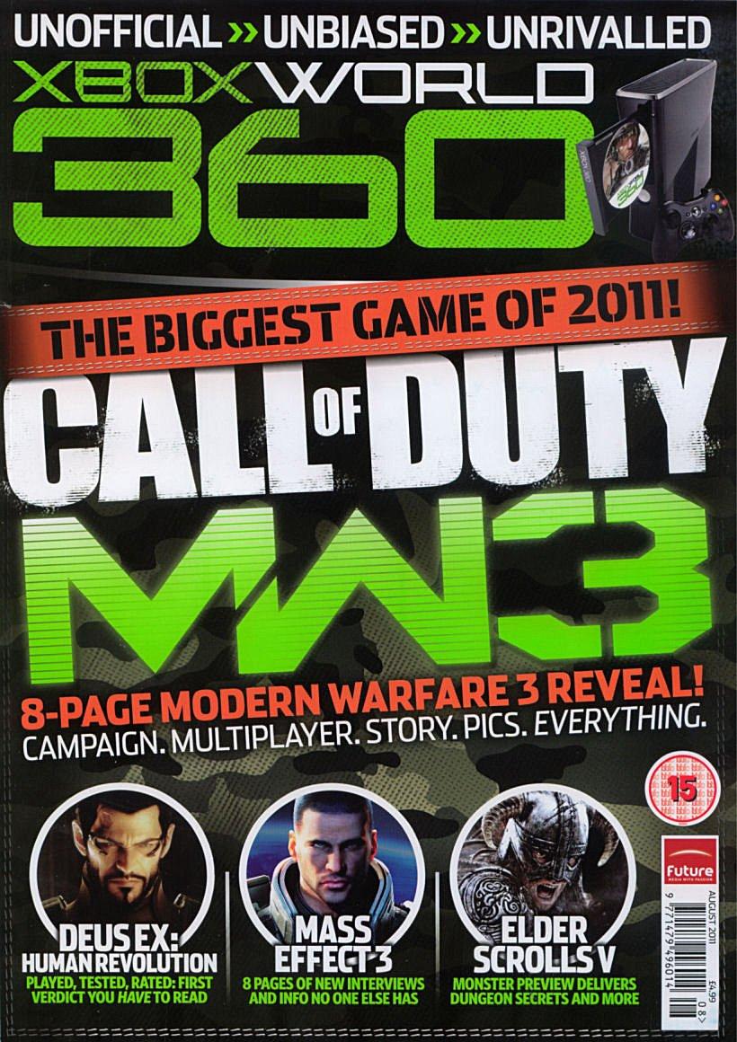 XBox World Issue 106 (August 2011)