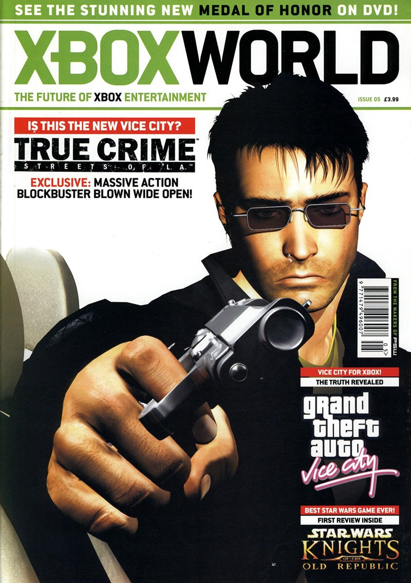 XBox World Issue 005 (August 2003)