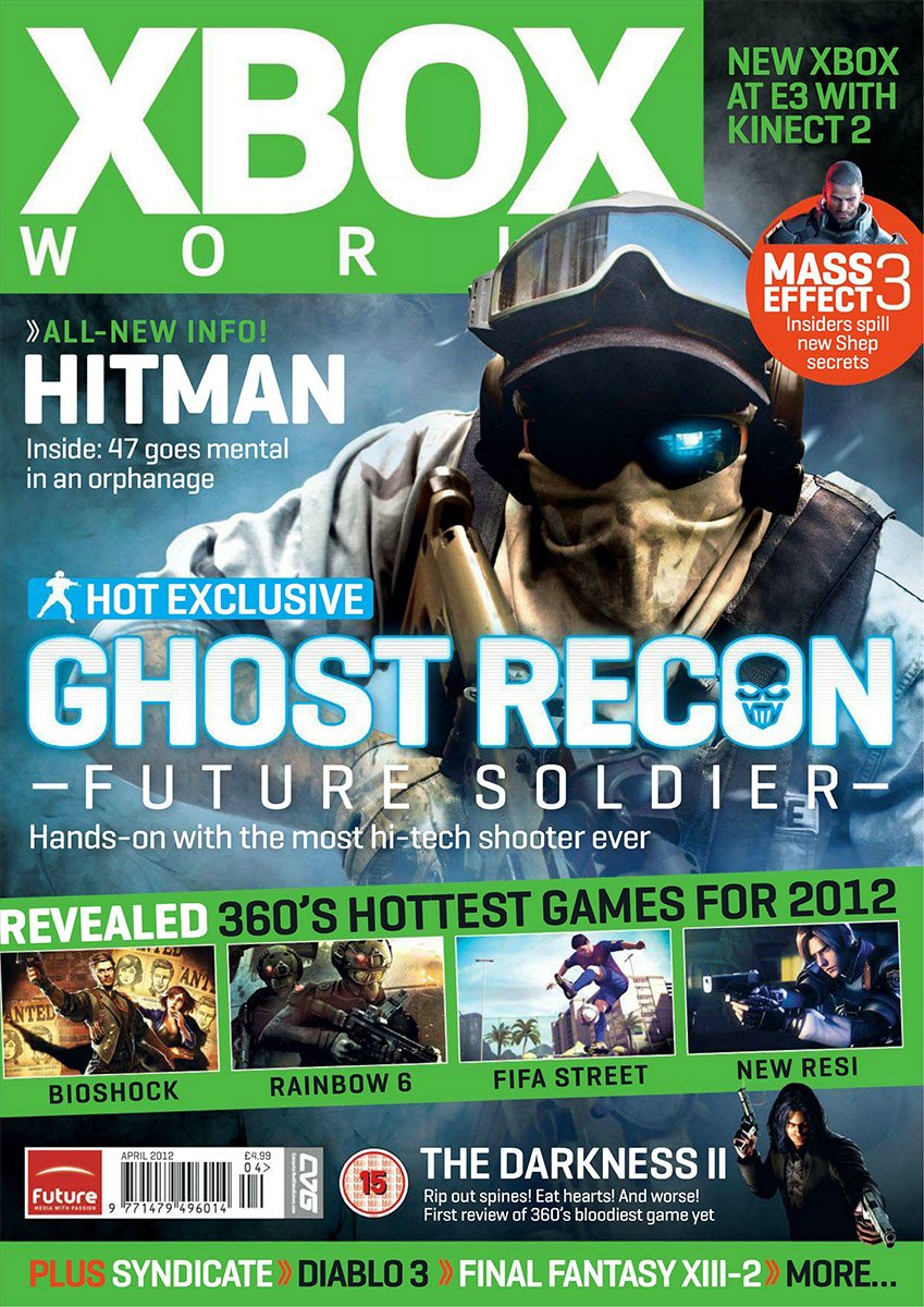 XBox World Issue 115 (April 2012)
