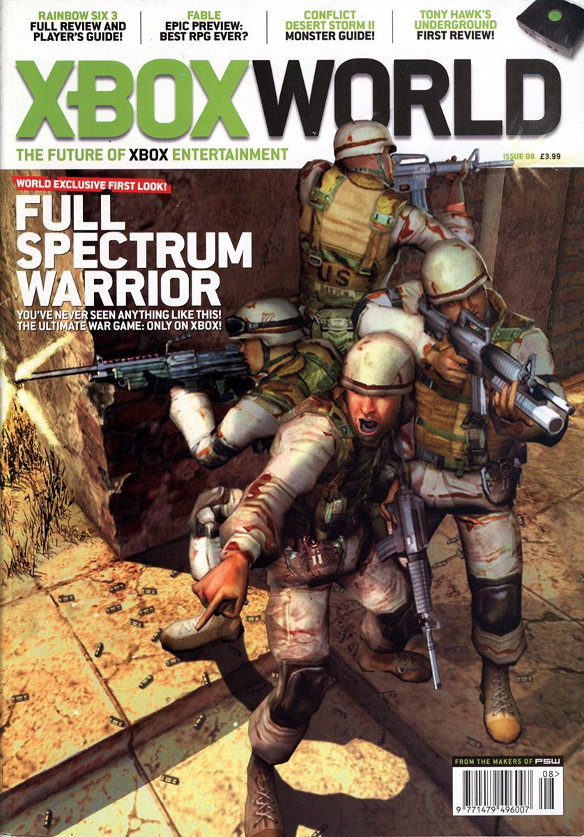 XBox World Issue 008 (November 2003)