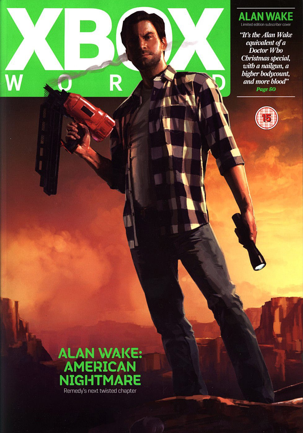 XBox World Issue 113 (February 2012)