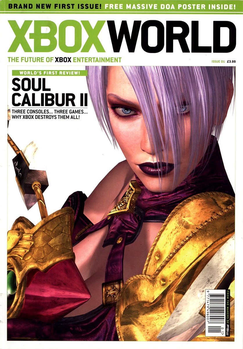 XBox World Issue 001 (April 2003)