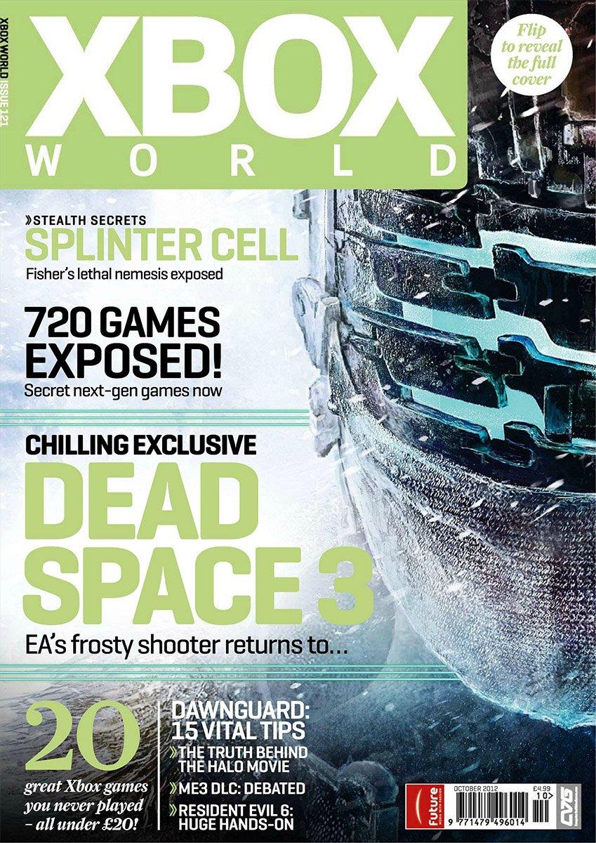 XBox World Issue 121 (October 2012)