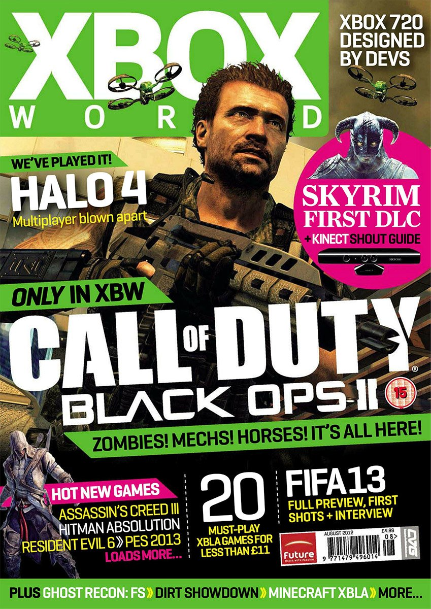 XBox World Issue 119 (August 2012)