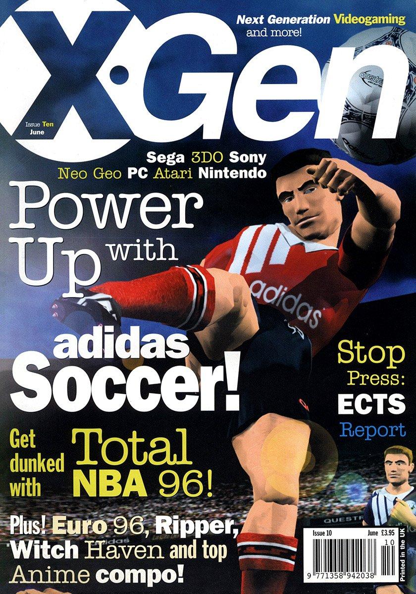 X-Gen Issue 10 June 1996