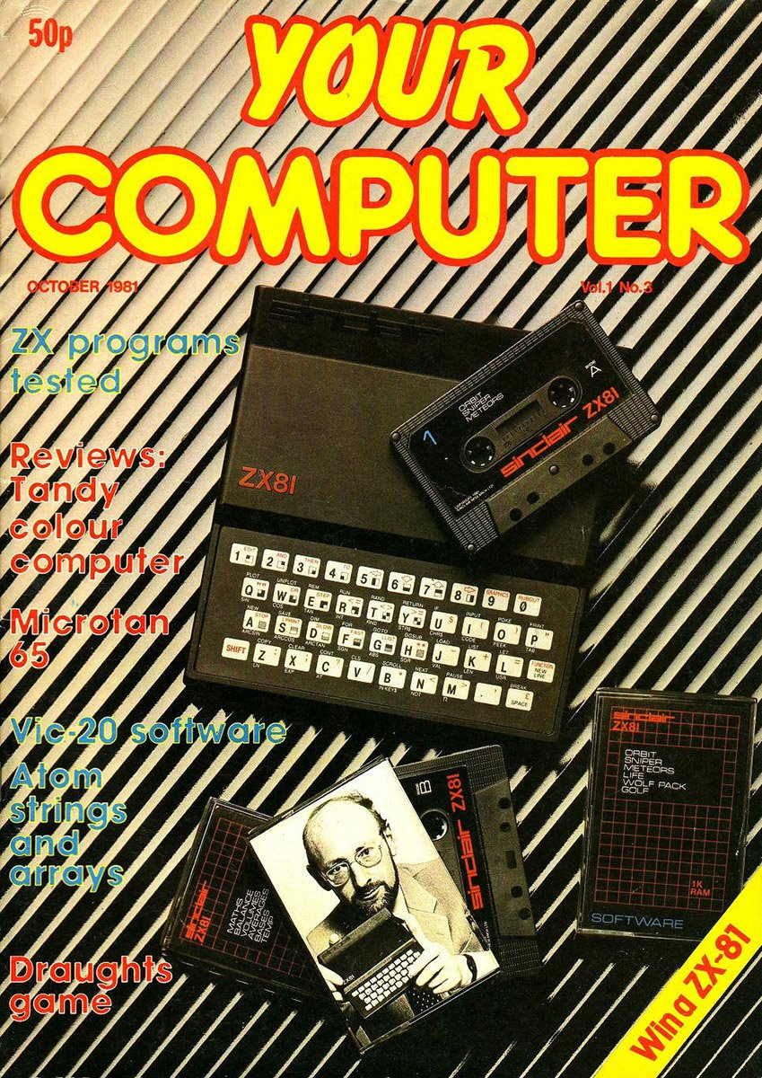 Your Computer Issue 003 October 1981