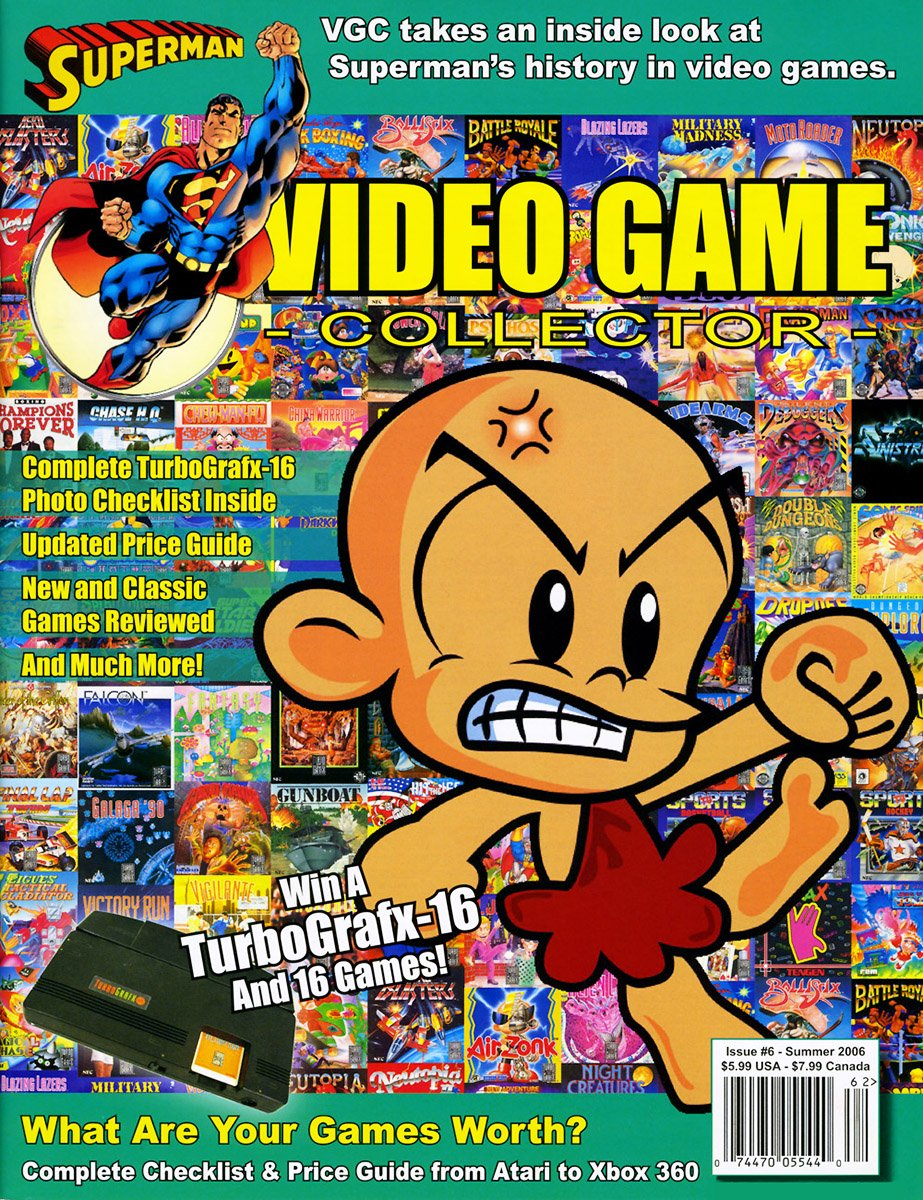 Video Game Collector Issue 06 Summer 2006