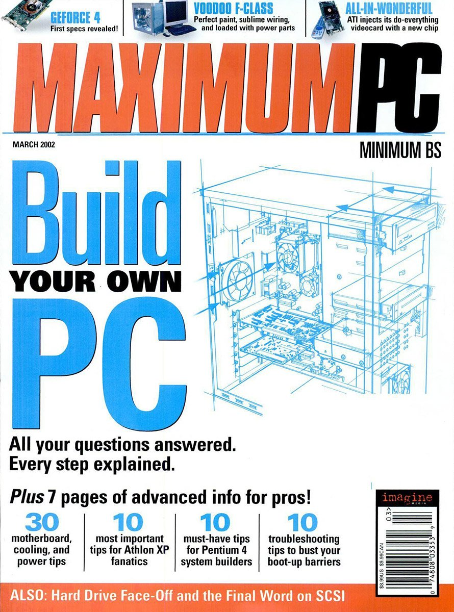Maximum PC Issue 043 March 2002