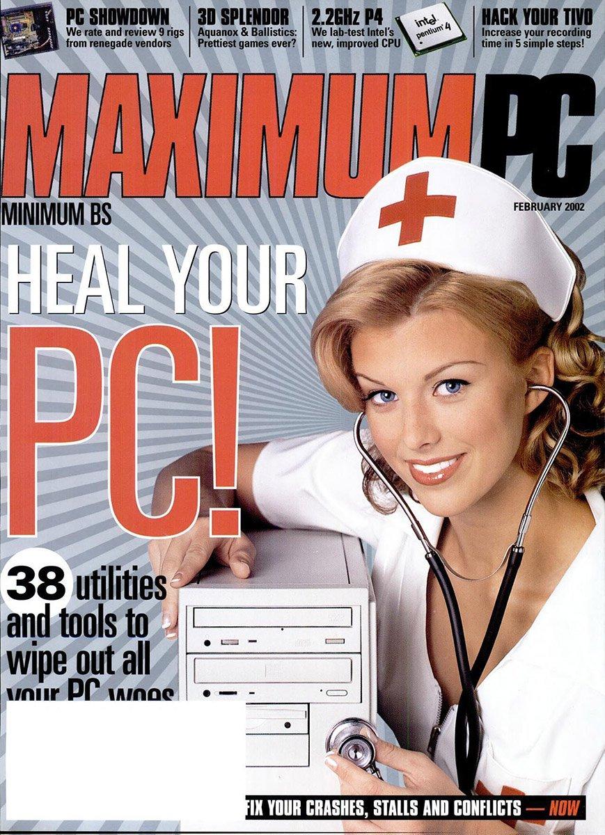Maximum PC Issue 042 February 2002