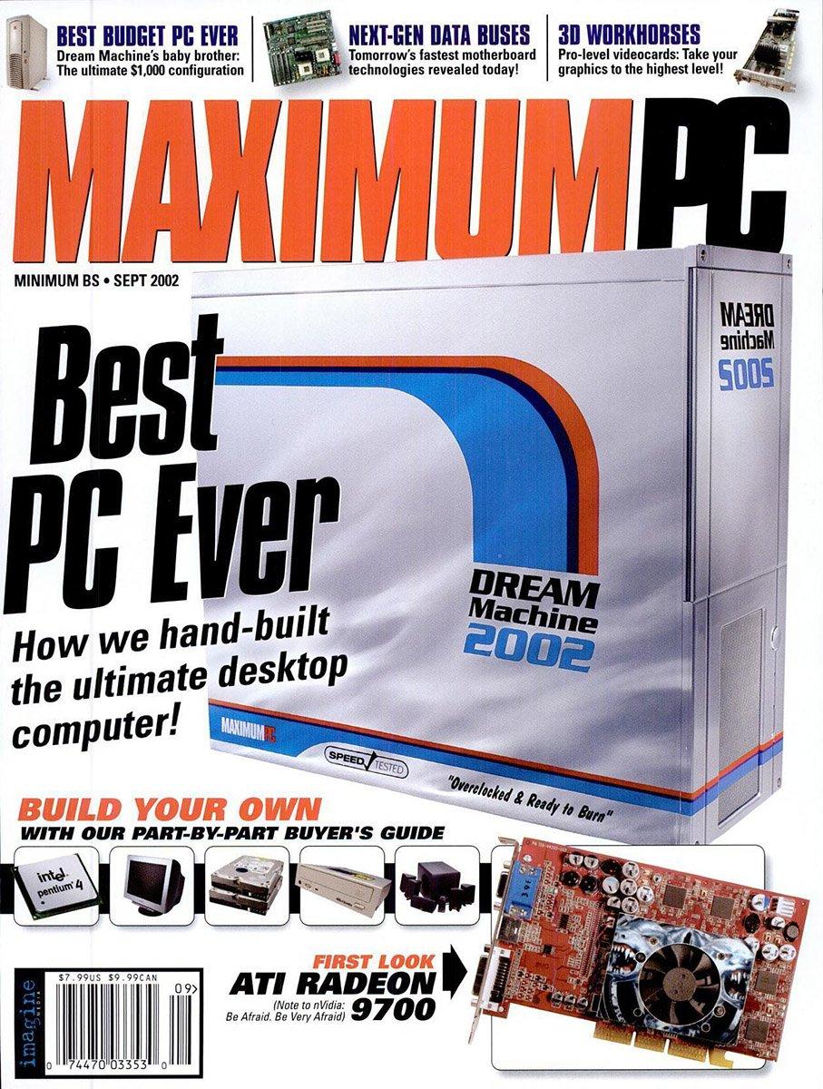 Maximum PC Issue 049 September 2002