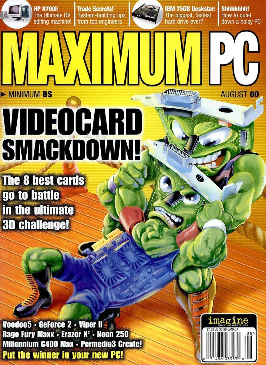 Maximum PC Issue 024 August 2000