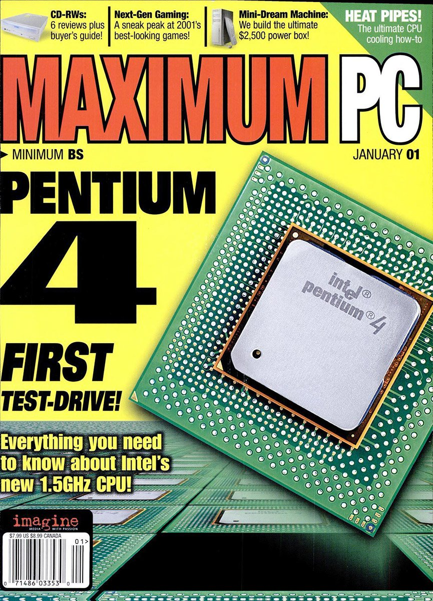 Maximum PC Issue 029 January 2001