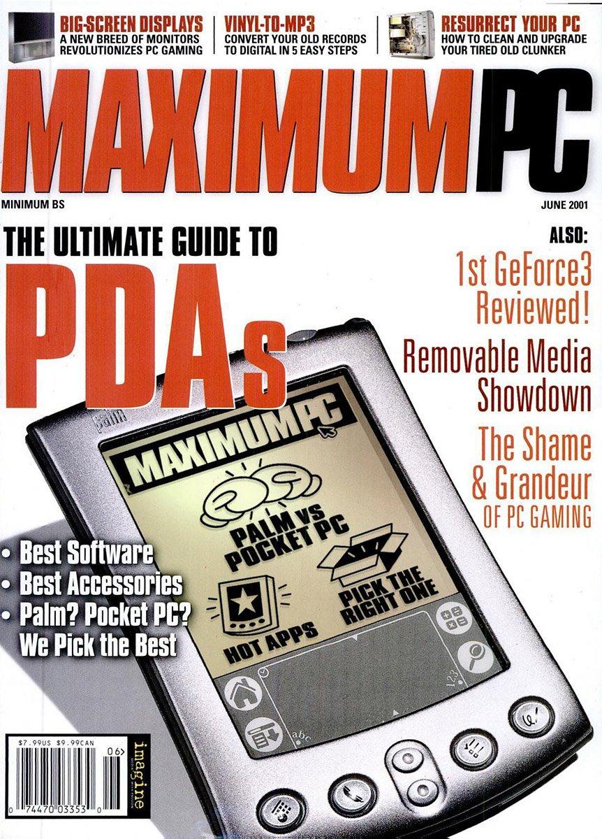 Maximum PC Issue 034 June 2001