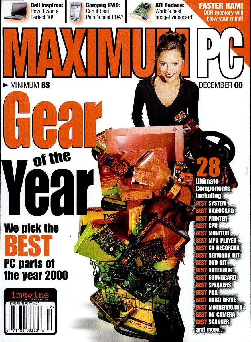 Maximum PC Issue 028 December 2000