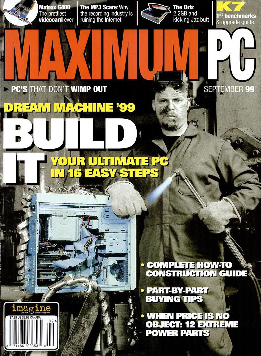 Maximum PC Issue 013 September 1999