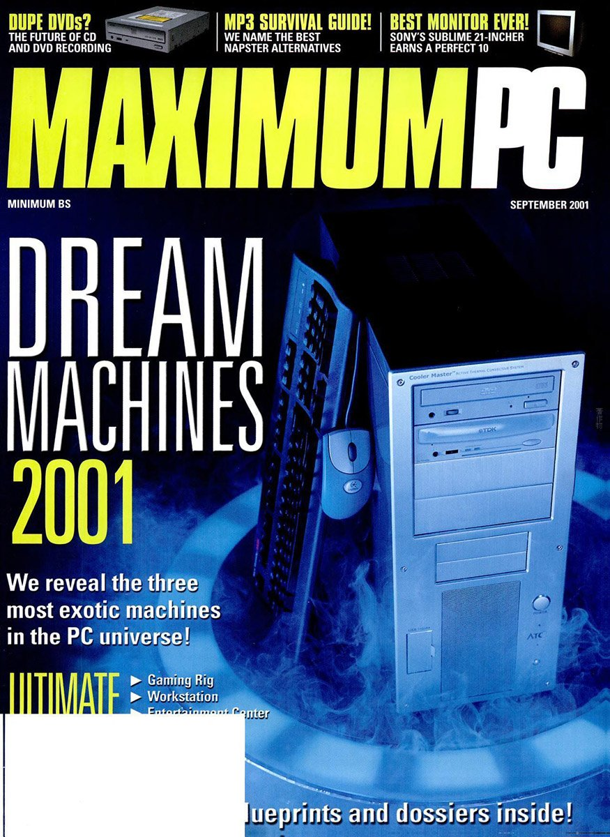 Maximum PC Issue 037 September 2001