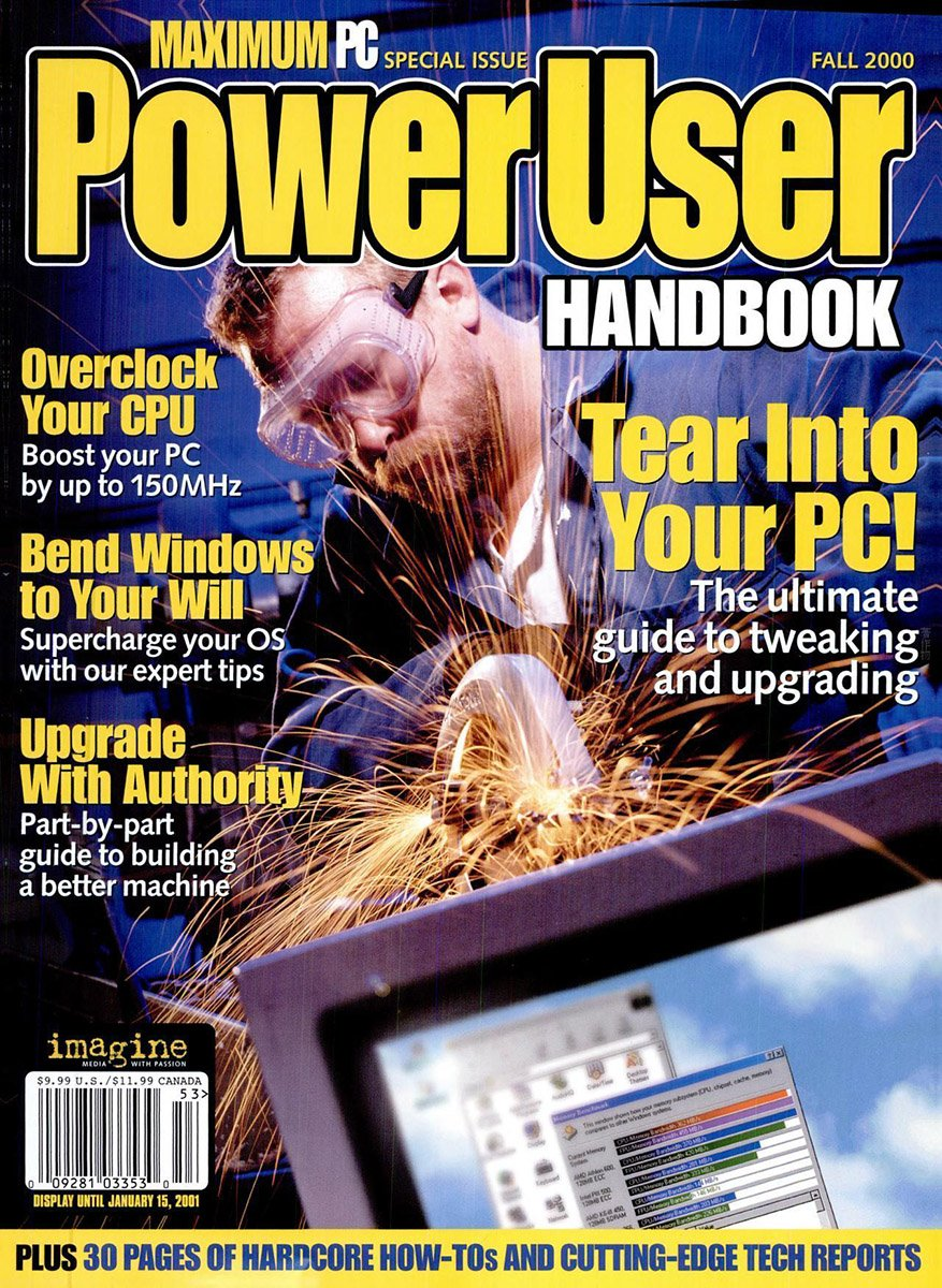 Maximum PC Issue 025.5 Autumn 2000
