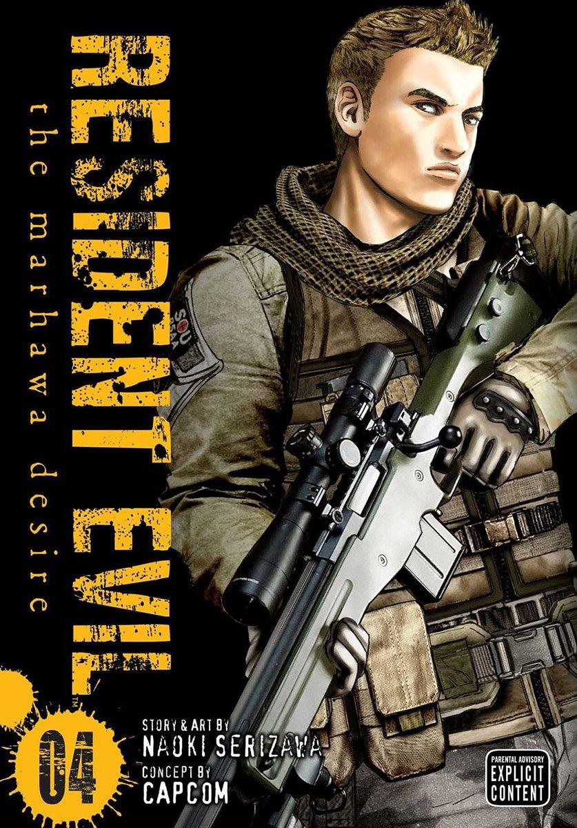 Resident Evil: The Marhawa Desire vol.4