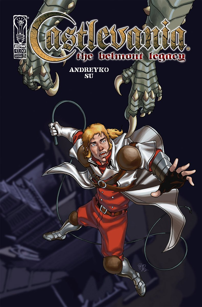 Castlevania: The Belmont Legacy 005 (July 2005)
