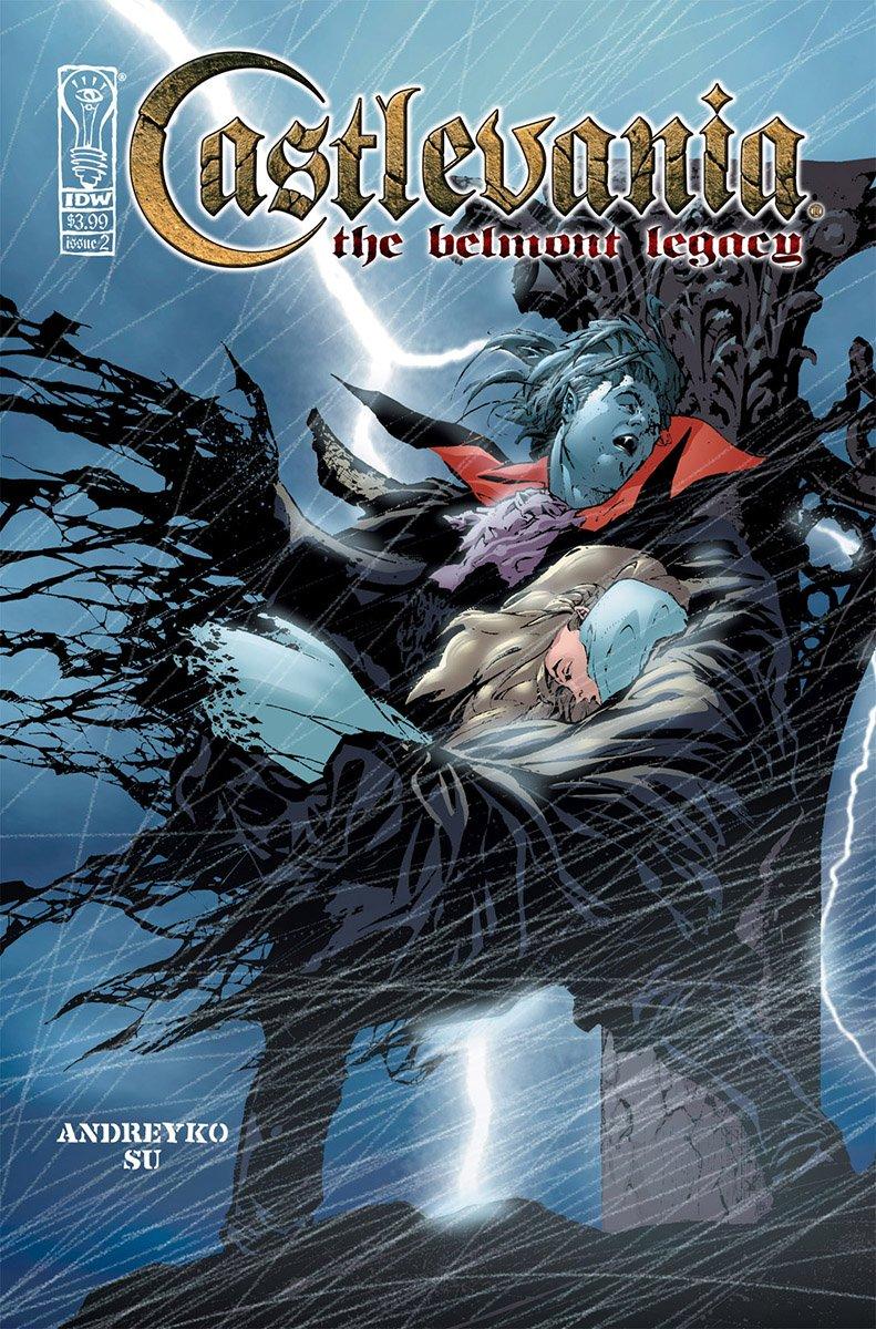 Castlevania: The Belmont Legacy 002 (April 2005)