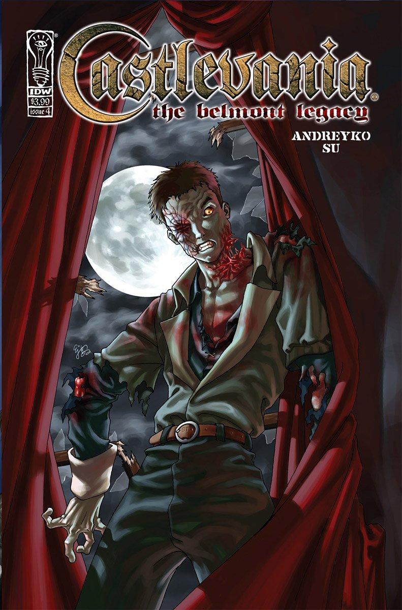 Castlevania: The Belmont Legacy 004 (June 2005)