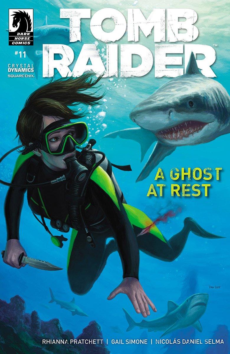 Tomb Raider 011 (December 2014)
