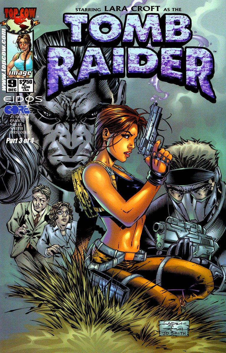 Tomb Raider 09 (December 2000)
